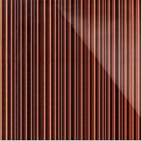3D Стекло Barcode коричневый 600х600х5мм
