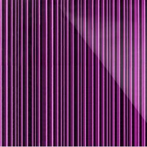3D Стекло Barcode лиловый 600х600х5мм