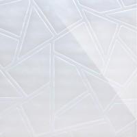 3D Стекло Net белый 600х600х5мм
