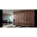 3D Стекло Smoggy коричневый 600х600х5мм