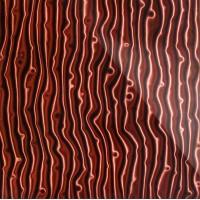 3D Стекло Tree коричневый 600х600х5мм