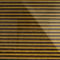 3D Стекло Vertical золото 600х600х5мм