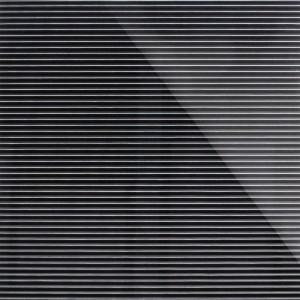 3D Стекло Vertical черный 600х600х5мм