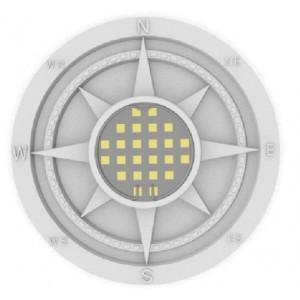 Встраиваемый светильник Декоратор DK-023