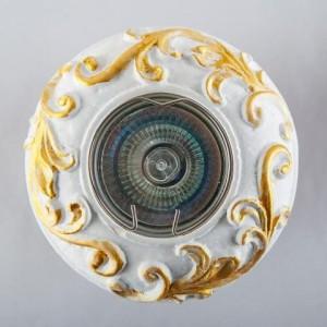 Гипсовый светильник SV 7102