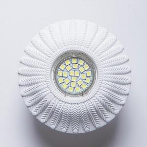 Гипсовый светильник SV 7132