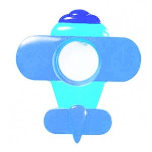 Гипсовый светильник SV 7507 Blue